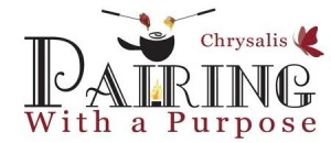 Logo Image for Chrysalis Fundraiser: Pairing with a Purpose