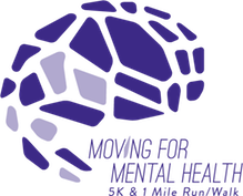 Moving for Mental Health logo